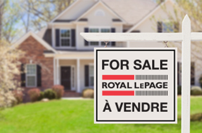[Royal LePage] National home prices rise sharply in Q2 2020 as housing supp...